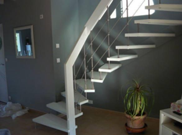 Escaliers - Rampe